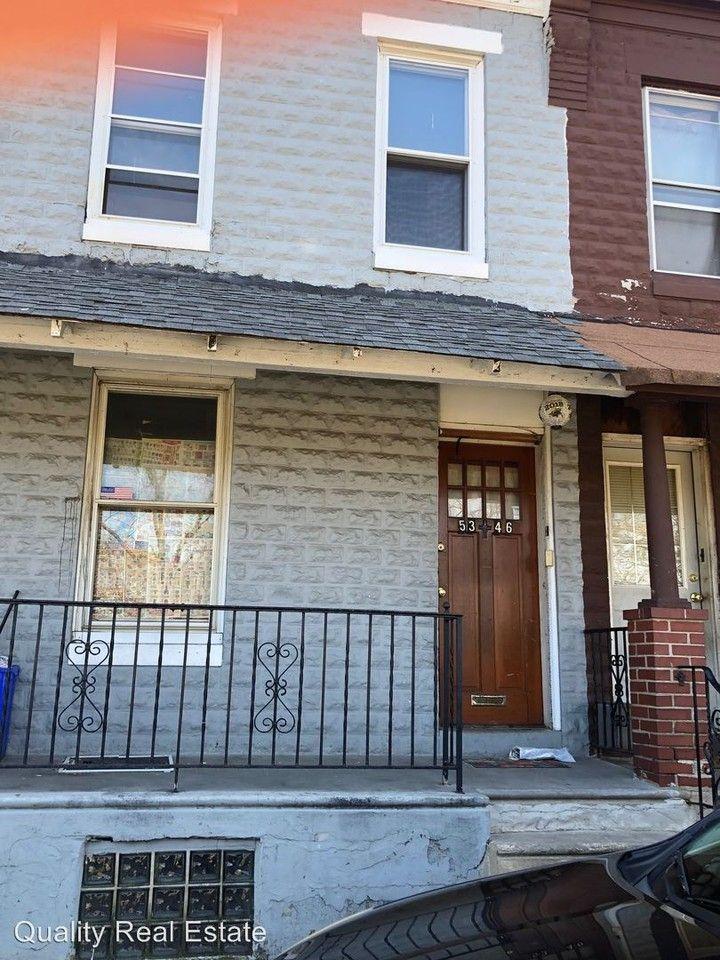 5346 Glenmore Ave Philadelphia Pa 19143 3 Bedroom House