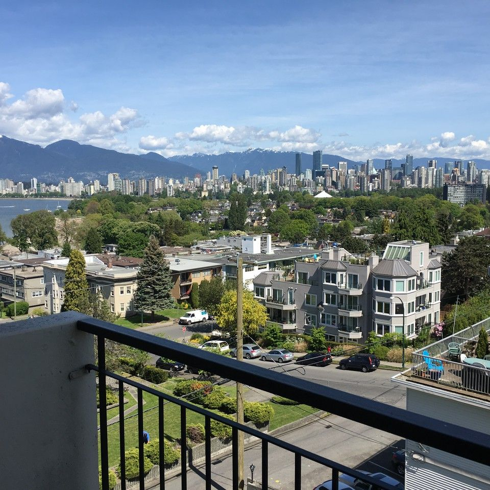 Vancouver Apartments: 2323 West 2nd Avenue, Vancouver, BC V6K 1J4 1 Bedroom