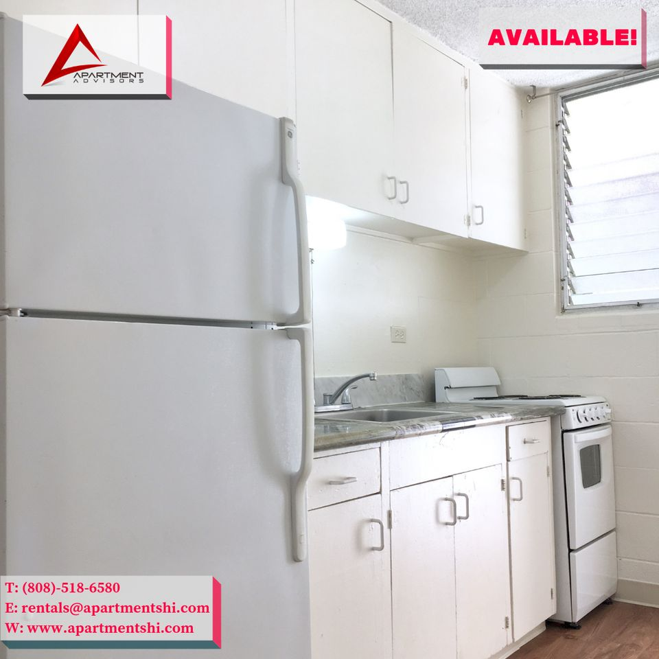 2021 Wilcox Ln #1B, Urban Honolulu, HI 96819 2 Bedroom