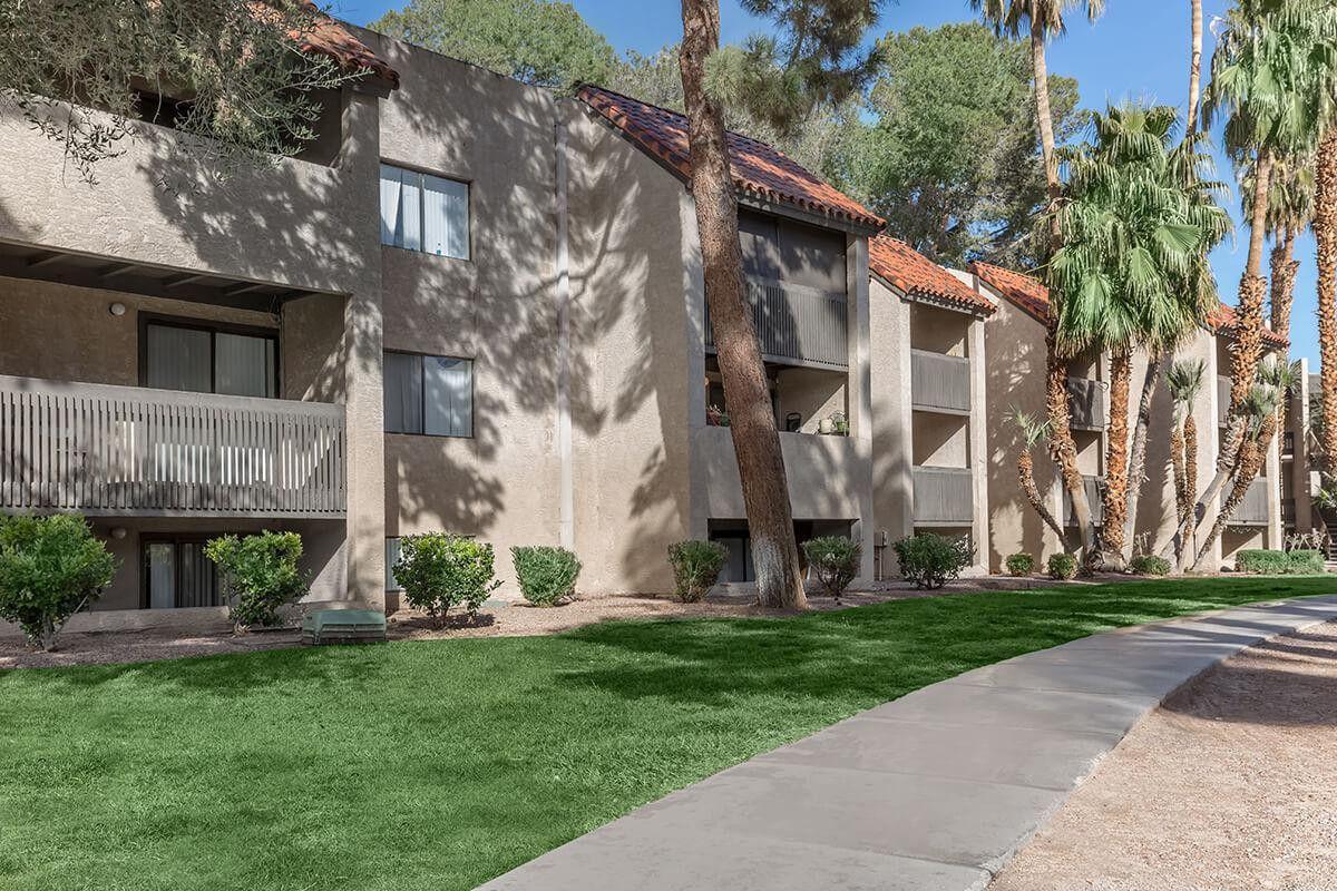 Las Palmas Apartments for Rent - 3550 Paradise Rd, Las ...