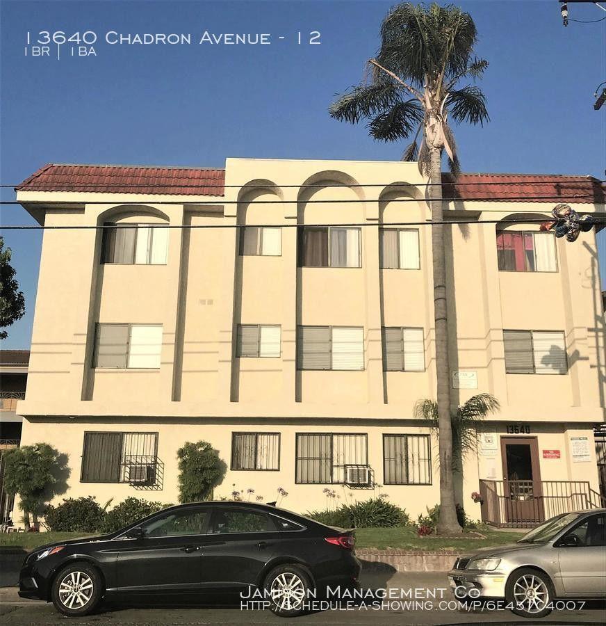 13640 Chadron Ave #12, Hawthorne, CA 90250 1 Bedroom