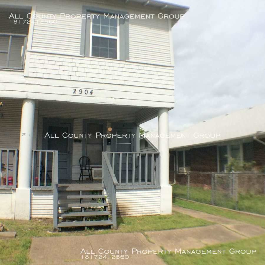 2904 s jennings ave b fort worth tx 76110 3 bedroom - 3 bedroom apartments in fort worth ...