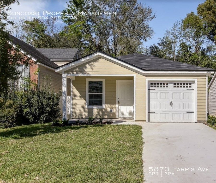 Apartments Jacksonville Fl Arlington: 5873 Harris Ave, Jacksonville, FL 32211 3 Bedroom House