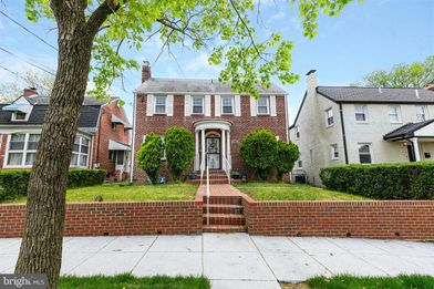 Phenomenal 3714 17Th St Ne Washington Dc 20018 4 Bedroom House For Download Free Architecture Designs Embacsunscenecom