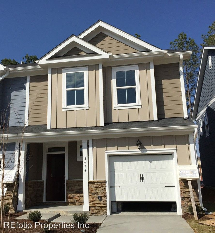 2434 Pecan Ridge Way, Apex, NC 27502 3 Bedroom House For