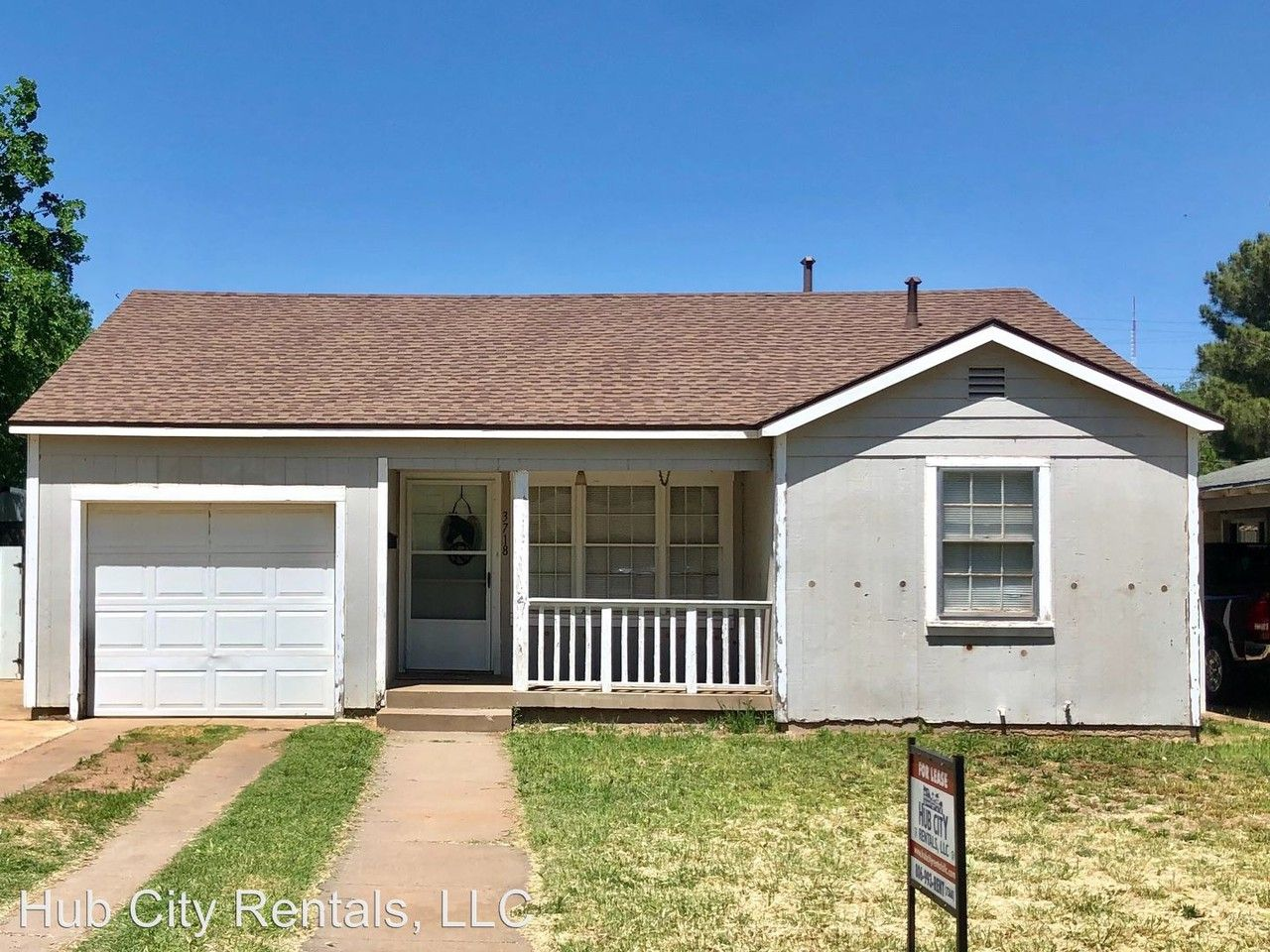3718 26th St, Lubbock, TX 79410 2 Bedroom House for Rent ...