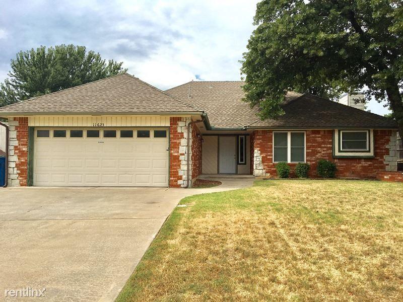 11623 Lorene Ave, Midwest City, OK 73130 3 Bedroom House ...