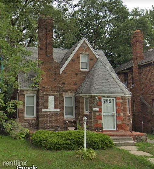 15378 Mendota St, Detroit, MI 48238 4 Bedroom House For
