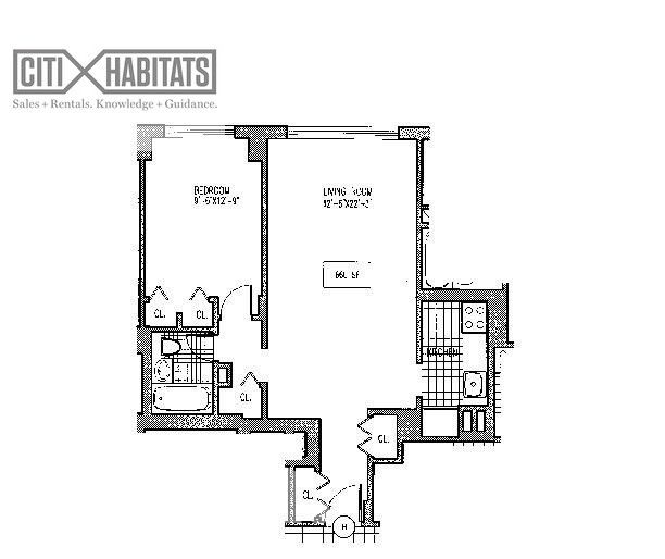 One Bedroom Apartments Nyc: E 49th St, New York, NY 10017 1 Bedroom Apartment For Rent