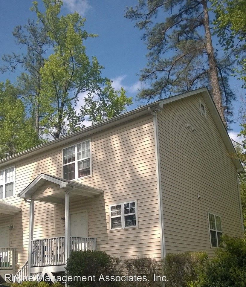 2717 Avent Ferry Road Units 101 & 102 Apartments For Rent