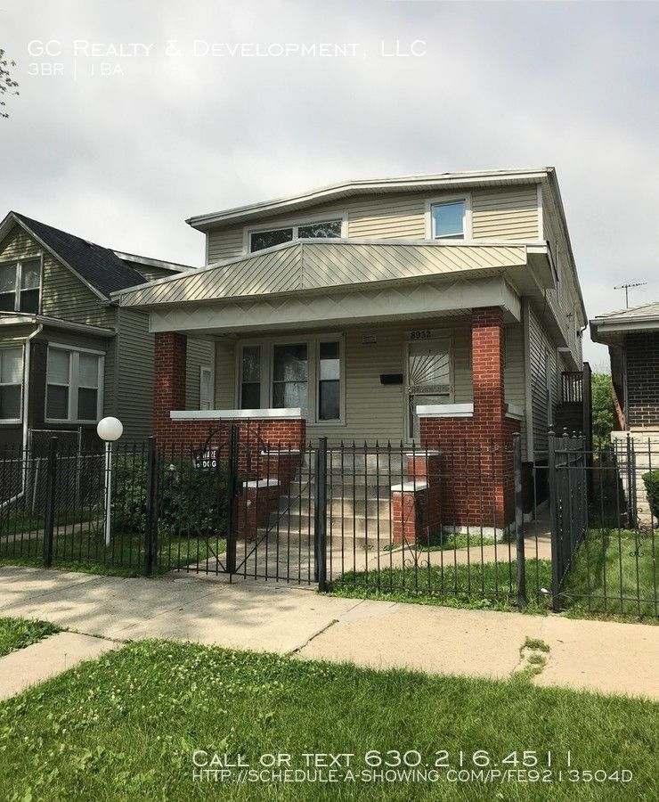 8932 S Parnell Ave #Unit U, Chicago, IL 60620 3 Bedroom