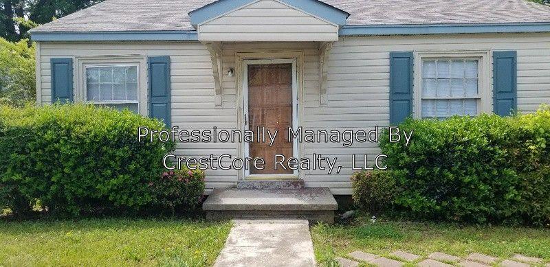 60 Cloverdale St Jackson Tn 38301 2 Bedroom House For
