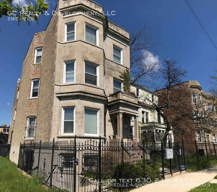 5742 S Indiana Ave #Unit B, Chicago, IL 60637 2 Bedroom