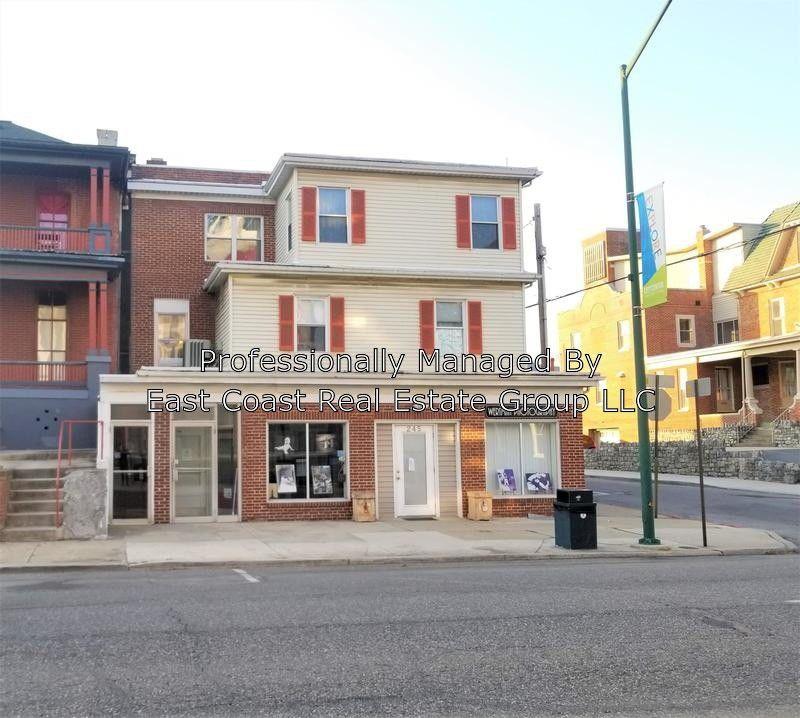 245 North Potomac Street #1, Hagerstown, MD 21740 Studio