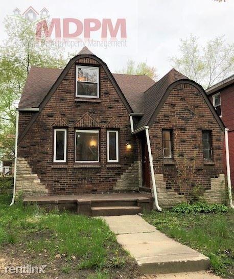 15730 Freeland St, Detroit, MI 48227 3 Bedroom House For