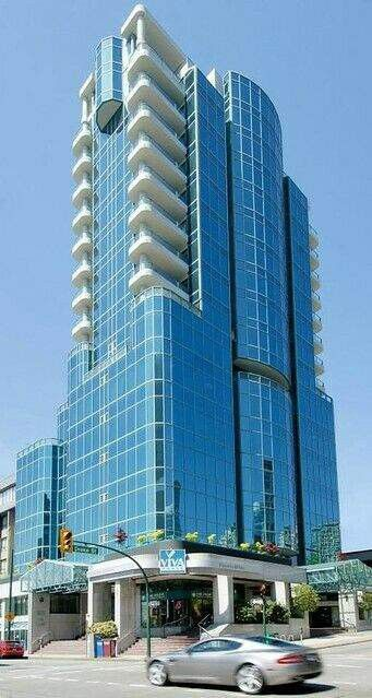 GEC Viva Apartments for Rent - 1311 Viva Tower, Vancouver ...