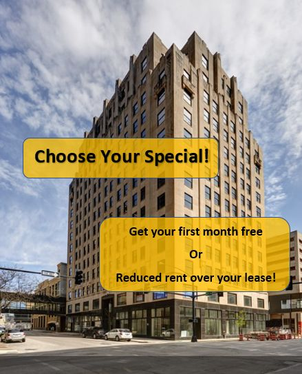 The Des Moines Building Apartments For Rent