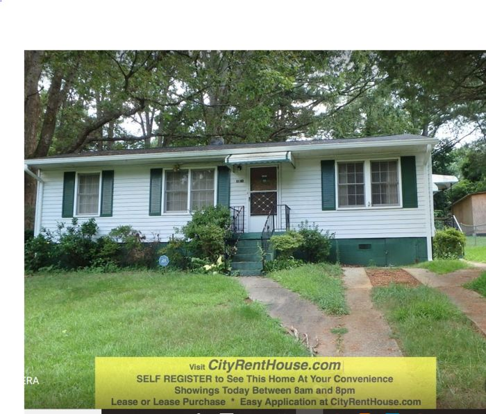 3377 Phillip Circle, Decatur, GA 30032 3 Bedroom House For