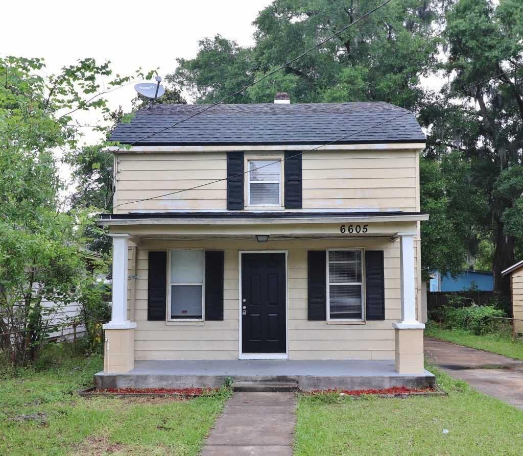 6605 Elwood Ave, Jacksonville, FL 32208 3 Bedroom House