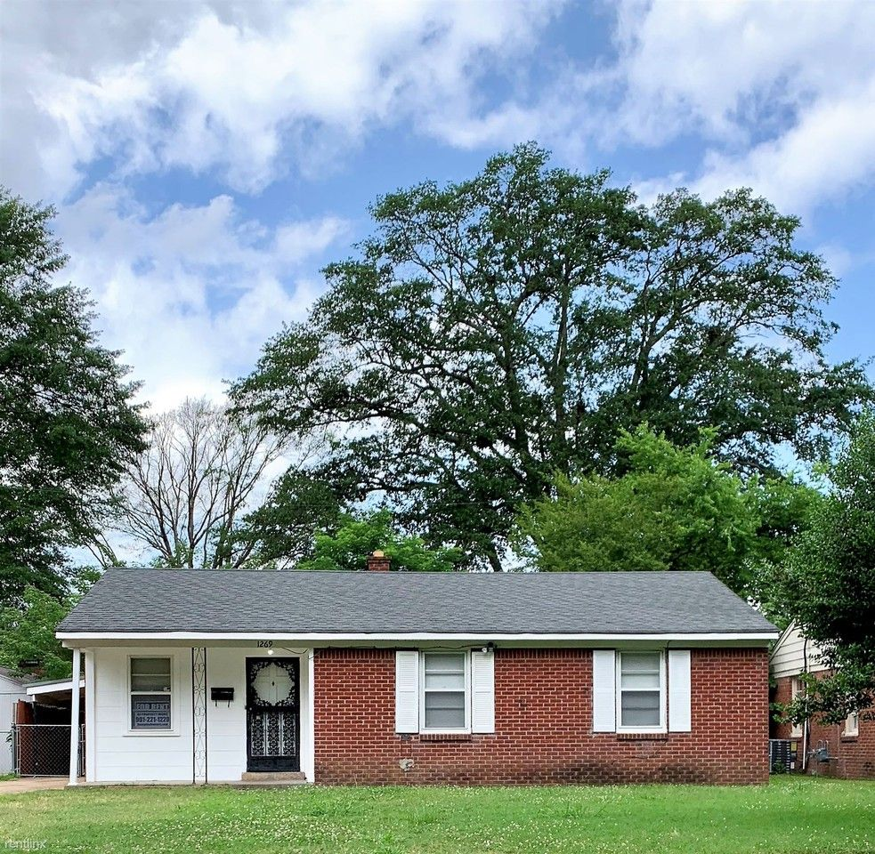 Apartments In Memphis Tn Near Poplar Ave: 1269 Holliday St, Memphis, TN 38122 3 Bedroom House For