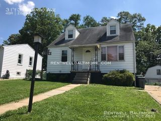 Astonishing 5302 Nuth Ave Baltimore Md 21206 4 Bedroom House For Rent Home Interior And Landscaping Palasignezvosmurscom
