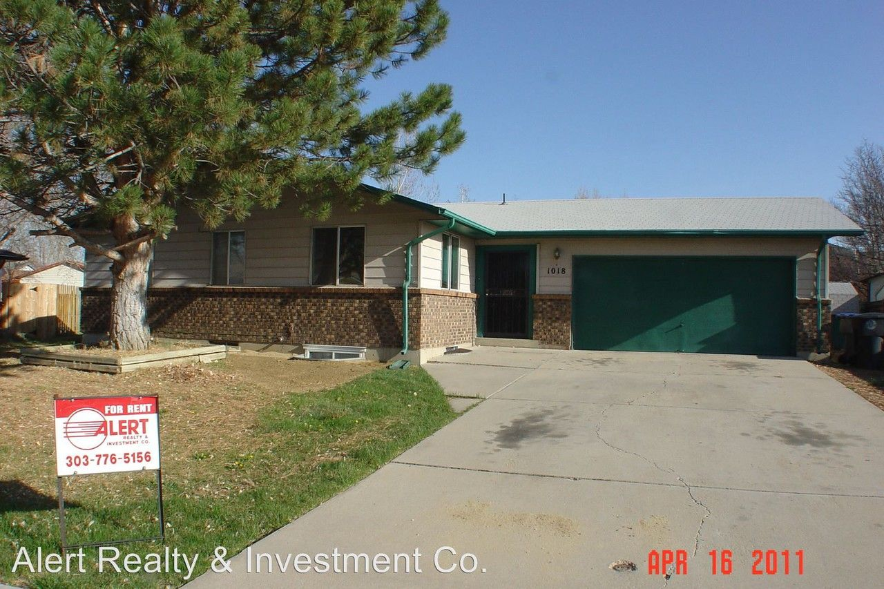 1018 Kelly Pl Longmont Co 80501 4 Bedroom House For