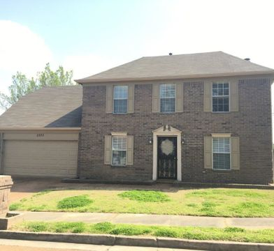 5525 Angelace Dr S Memphis Tn 38135 4 Bedroom House For