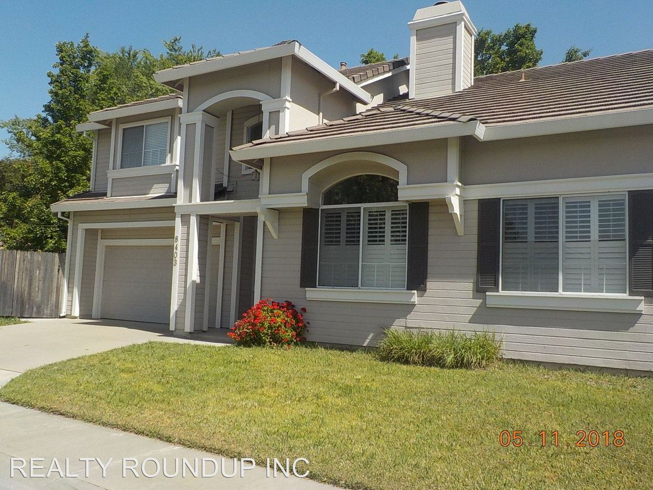 8403 Red Fox Way Elk Grove Ca 95758 3 Bedroom House For