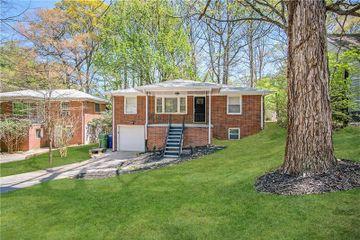 3456 Thompson Dr NW, Atlanta, GA 30331 3 Bedroom House for Rent for