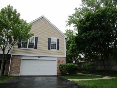 698 n hidden prairie ct palatine il 60067 3 bedroom - 3 bedroom apartments for rent in ct ...