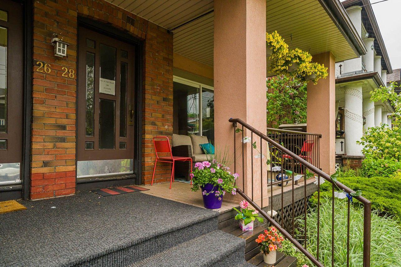 28 Hammersmith Avenue #Main, Toronto, ON M4E 2W4 2 Bedroom ...