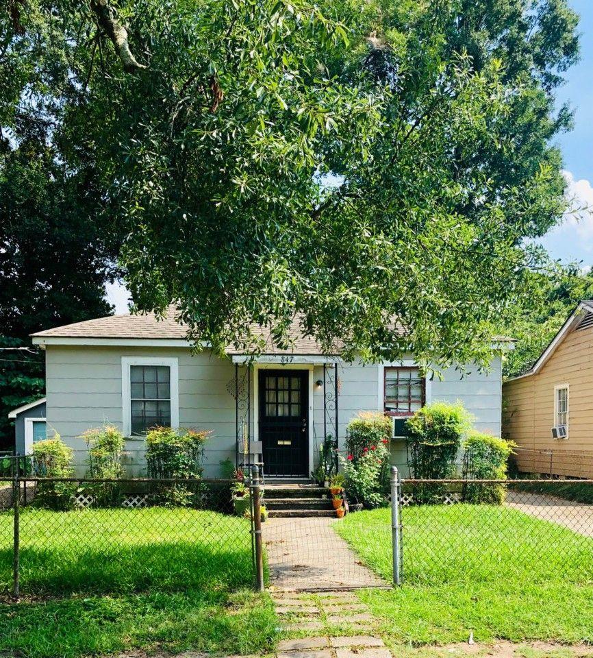847 W Grant St, Baton Rouge, LA 70802 3 Bedroom House For