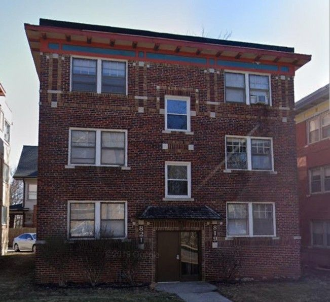 Apartments In Kansas City That Accept Section 8: 823 East 42nd Street, Kansas City, MO 64110 1 Bedroom