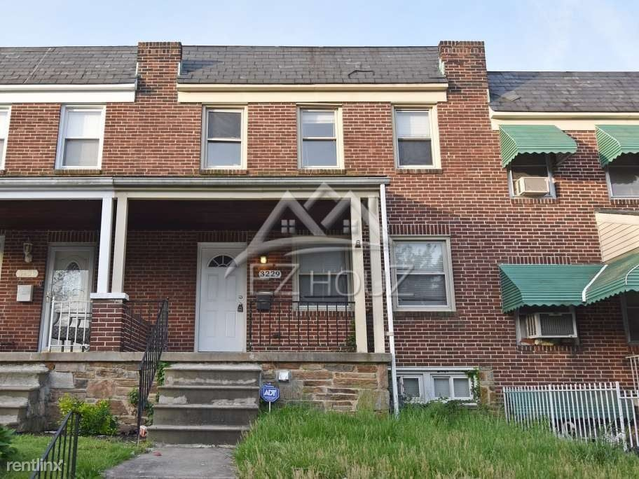 3229 Lawnview Ave Baltimore Md 21213 3 Bedroom House For