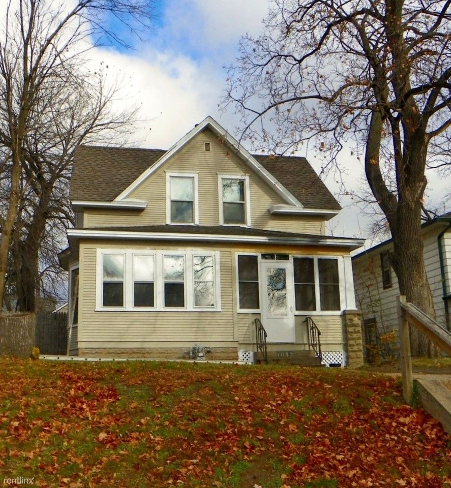 1093 Sims Ave, St. Paul, MN 55106 3 Bedroom House For Rent