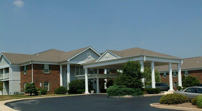 United Methodist Village Apartments For Rent 5201 Asbury