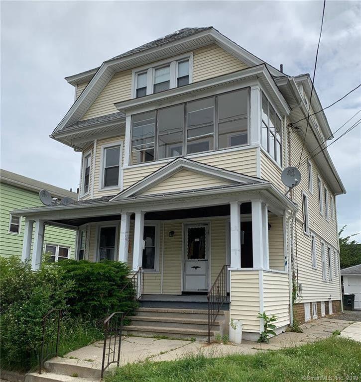 616 Bishop Avenue #2, Bridgeport, CT 06610 2 Bedroom House