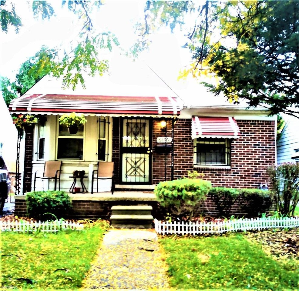 6499 Brace St, Detroit, MI 48228 3 Bedroom House For Rent