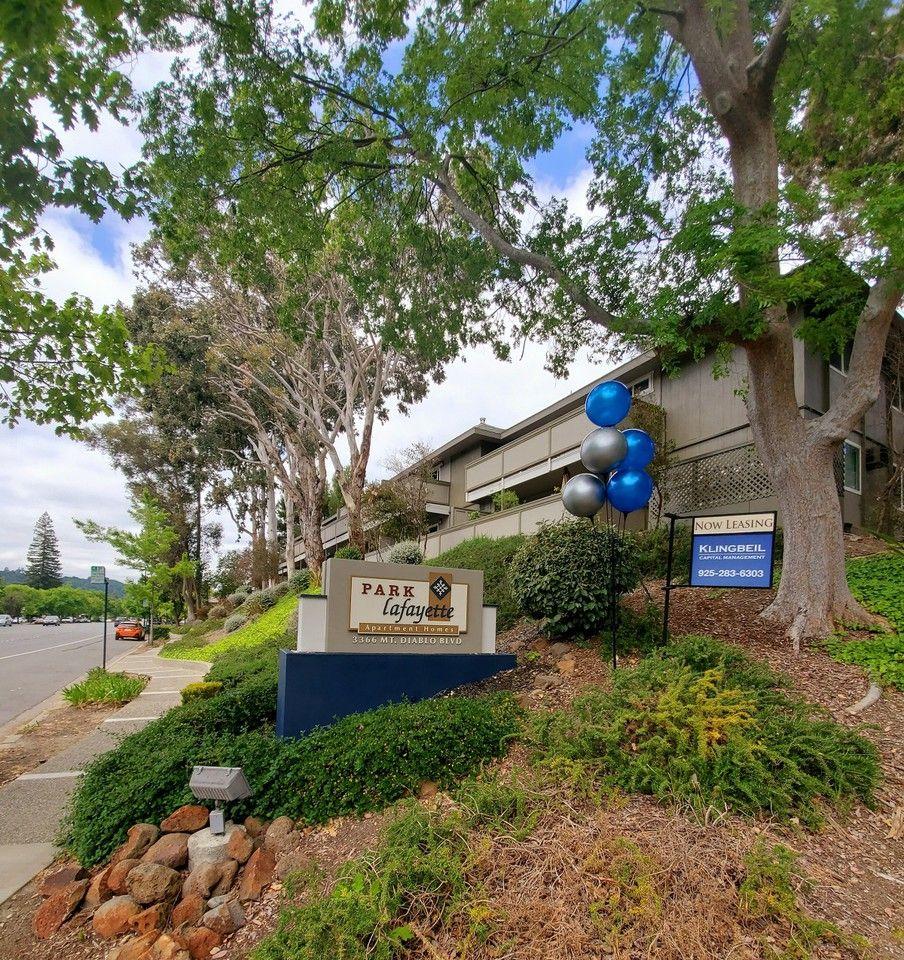 Cheap Bay Area Apartments: Park Lafayette Apartments For Rent