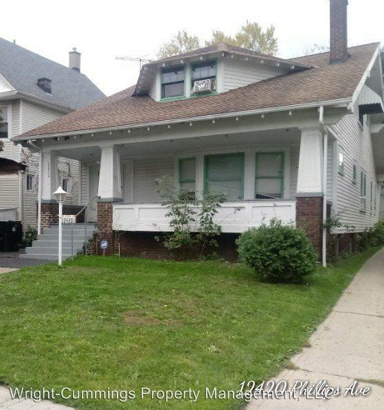Forest Hills Apartments Cleveland Ohio: 12420 Phillips Ave, Cleveland, OH 44108 4 Bedroom House