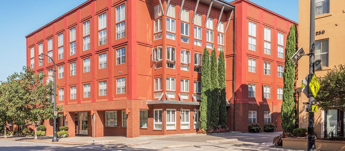 Post Parkside Atlanta Apartments For Rent 250 10th