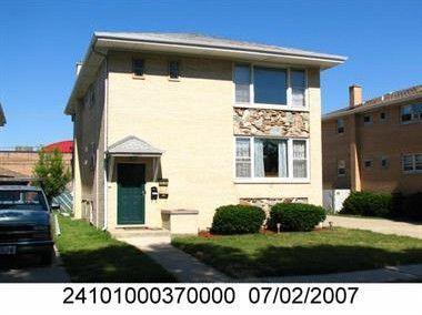 9628 Kilpatrick Ave 1 Oak Lawn Il 60453 3 Bedroom