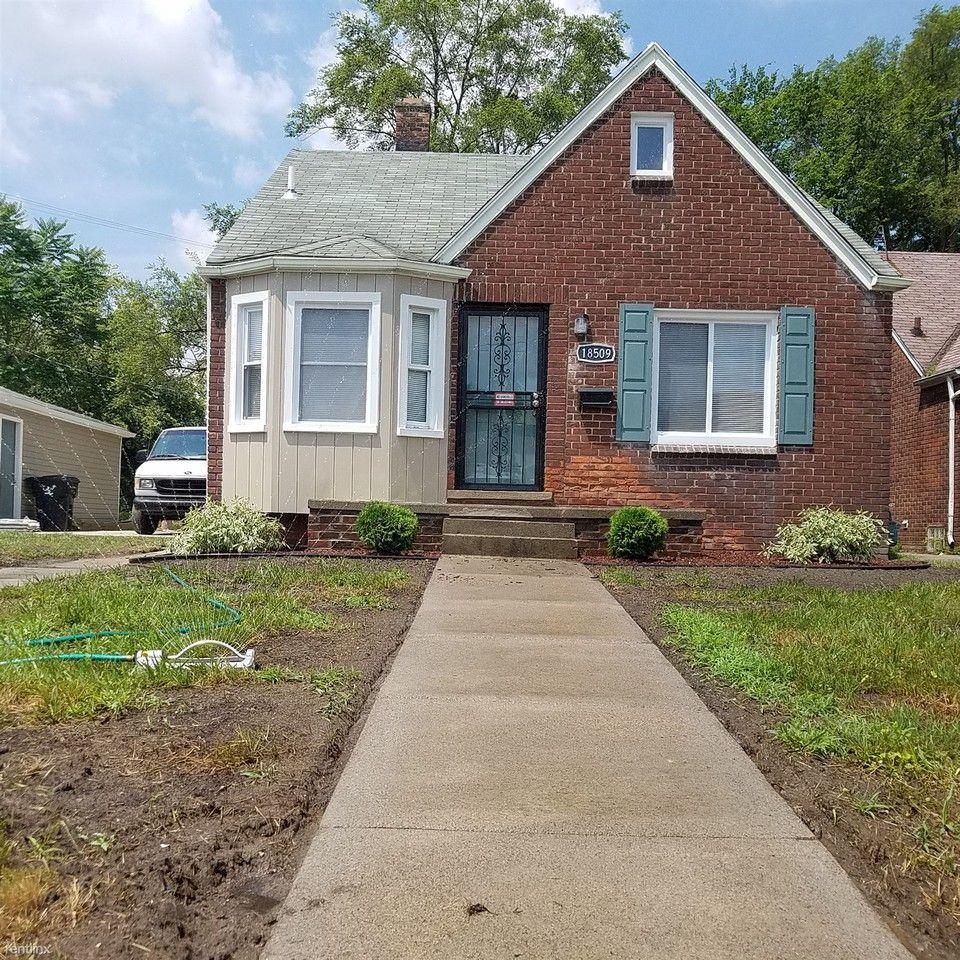 15640 Glenwood St, Detroit, MI 48205 3 Bedroom House For