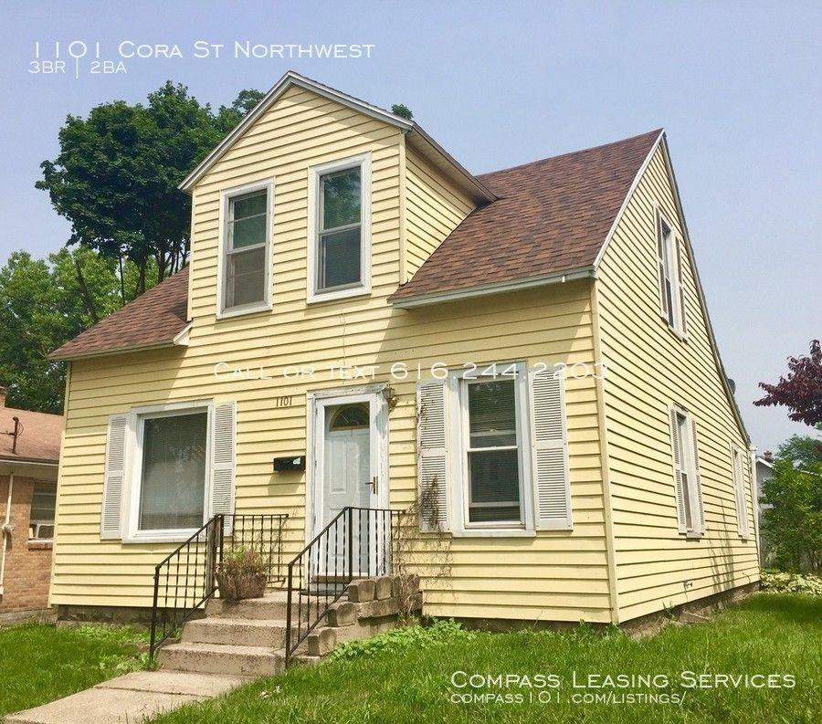 1101 Cora St NW, Grand Rapids, MI 49504 3 Bedroom House