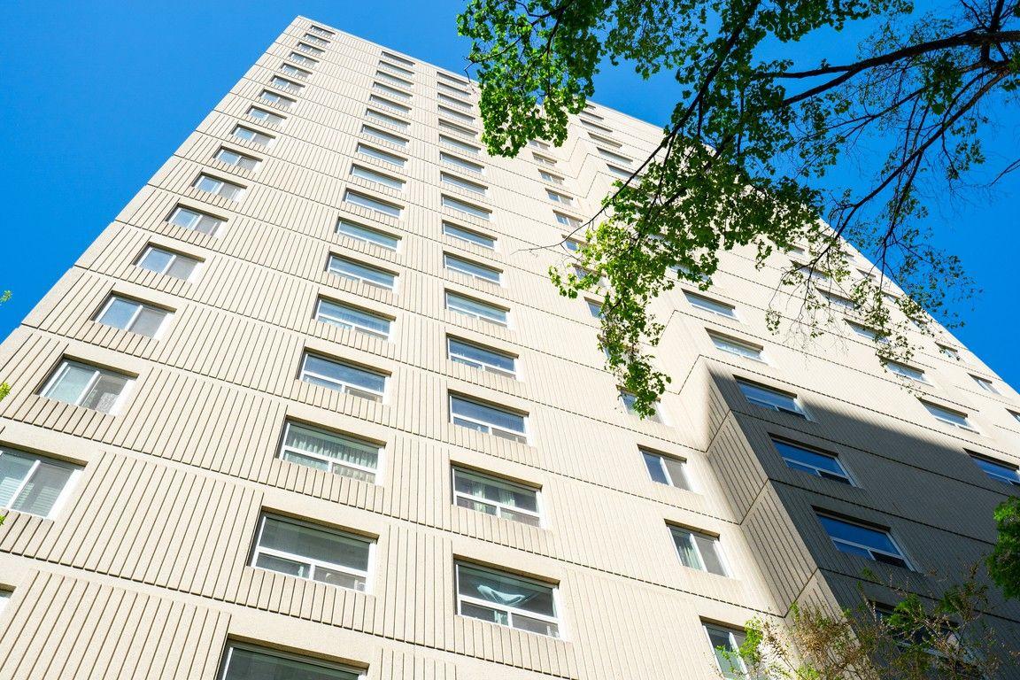 Fort Garry Tower Apartments for Rent - 70 Garry, Winnipeg ...