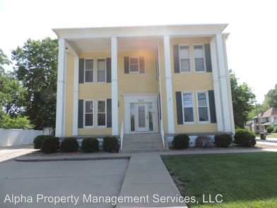 201 N Maguire St Warrensburg Mo 64093 Apartment For Rent Padmapper