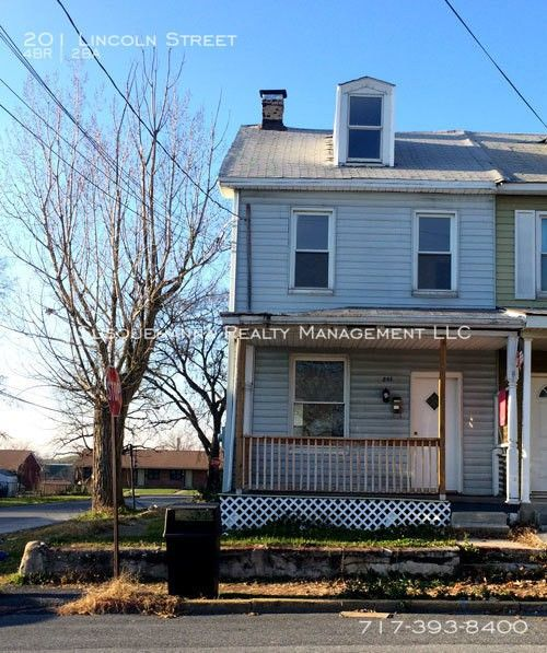 201 Lincoln Street, Steelton, PA 17113 4 Bedroom House For