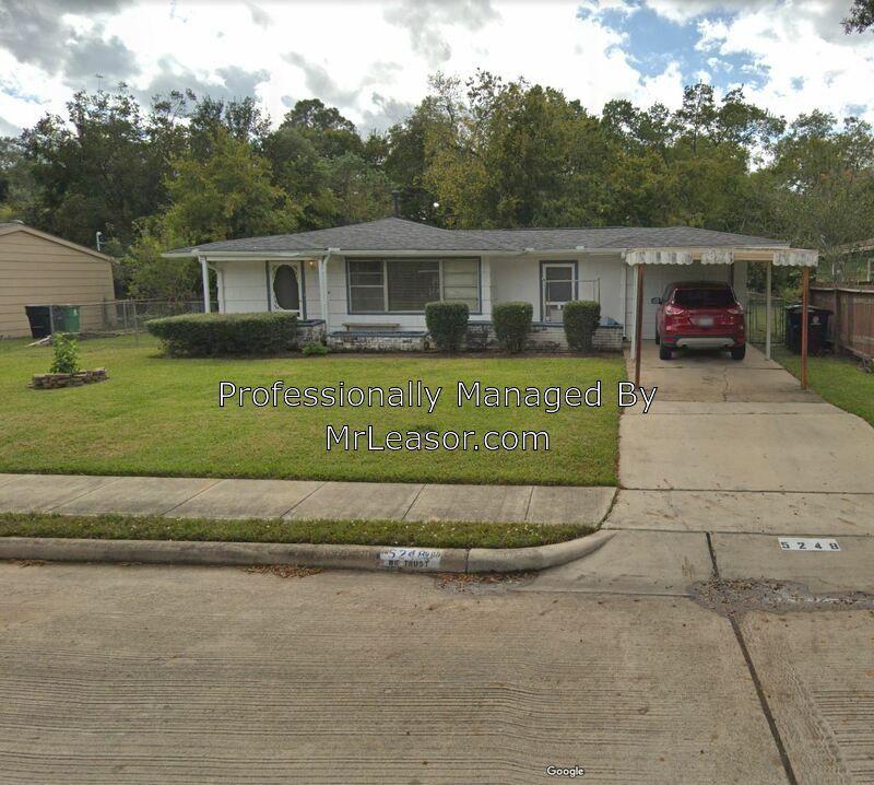 5248 Enyart St, Houston, TX 77021 3 Bedroom House For Rent