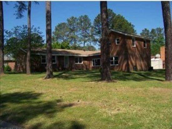 1876 Rosemary Ln Chesapeake Va 23321 4 Bedroom House For