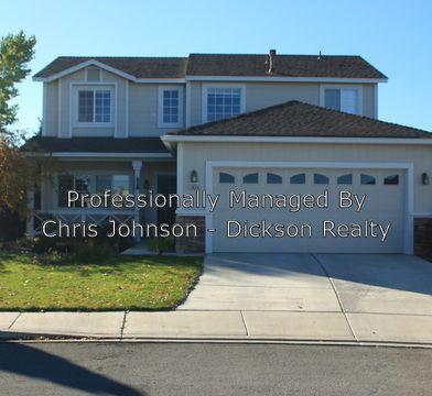 1950 Bailey Creek Ct Reno Nv 89521 3 Bedroom House For